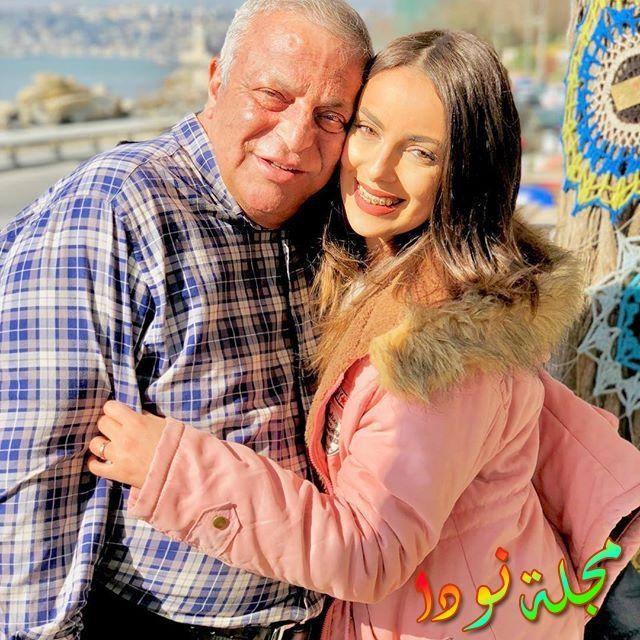 أسراء عبد الفتاح ووالدها