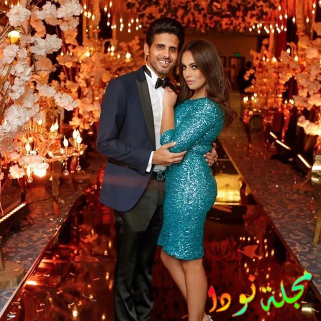 إسراء عبد الفتاح وحمدي المرغني
