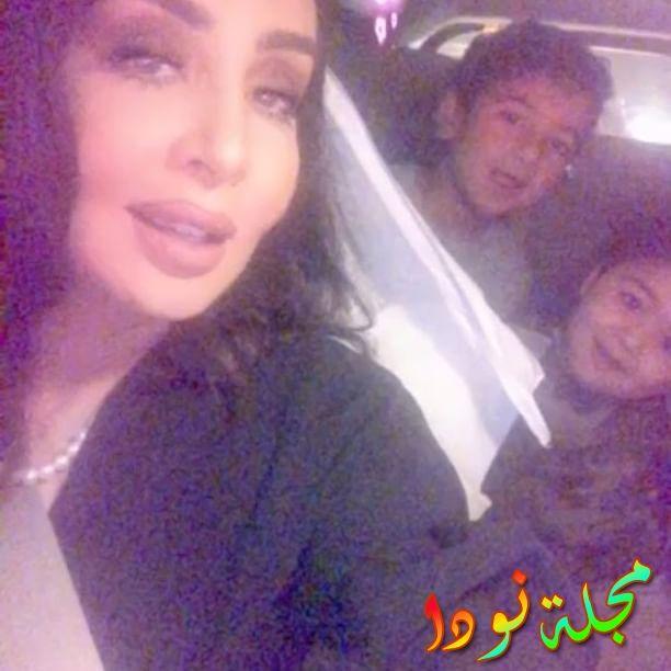 ابناء شيماء علي