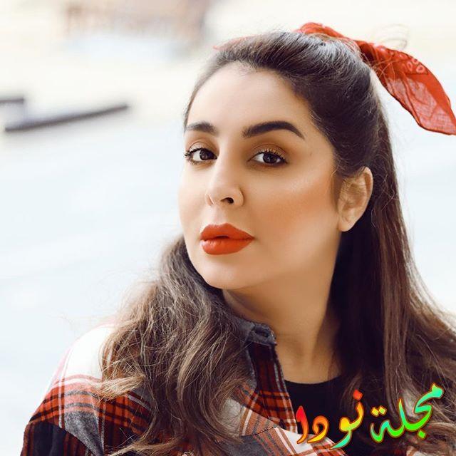 الفنانة الكويتية شيماء علي