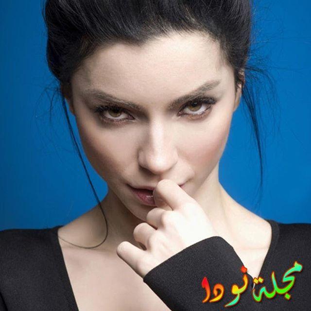 الممثلة التركية ميرفي بولغور