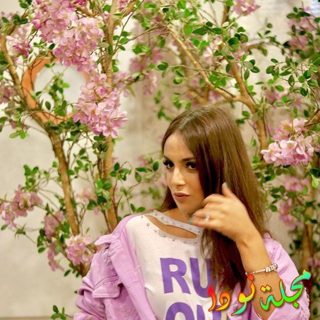 الممثلة المصرية إسراء عبد الفتاح