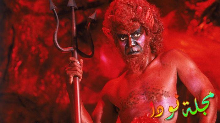 بيل كوسبي عام 1981 في فيلم The Devil And Max Devlin