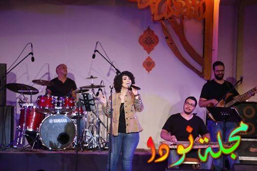 حفل المسرح المكشوف بدار الأوبرا