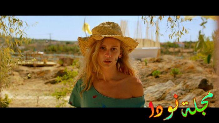 صورة من مسلسل فرح زينب عبد الله الجديد