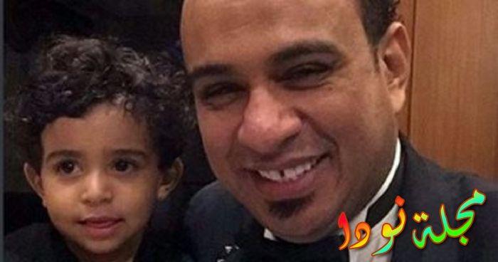 محمود الليثى وابنه
