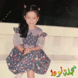 ميرفي بولغور وهي طفلة صغيرة