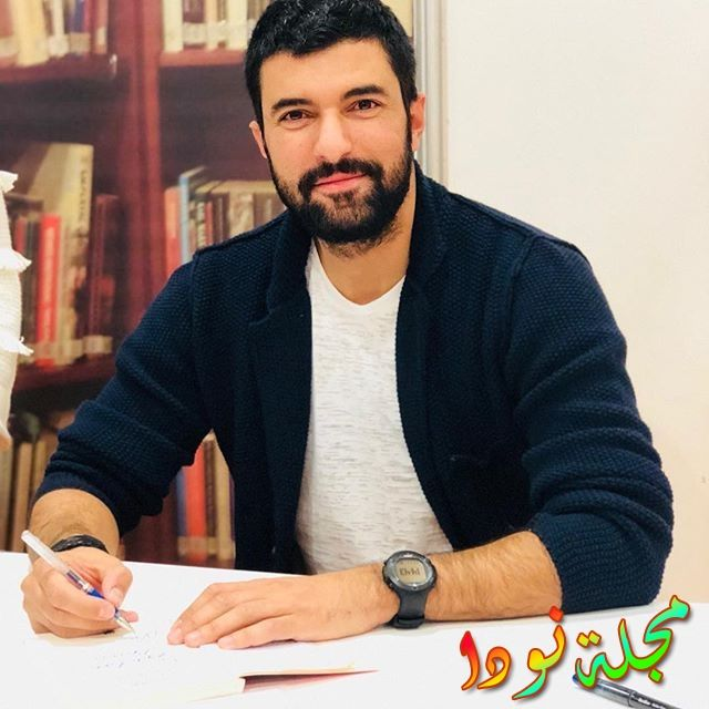 Engin Akyürek يمضي عقد مسلسله الجديد