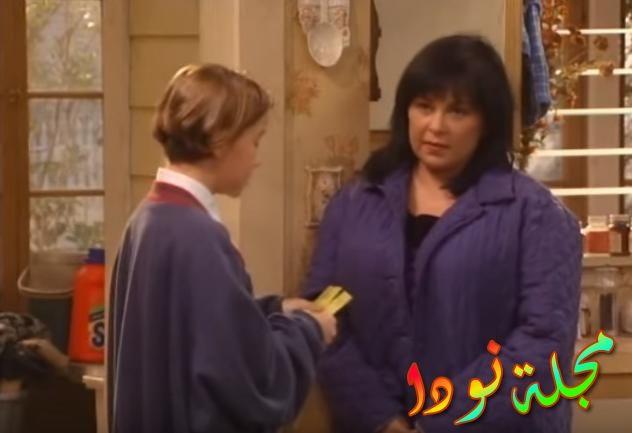 Roseanne Barr And Joseph Gordon Levitt In Roseanne (1988)