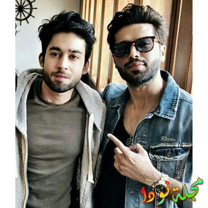 أبطال مسلسل صرخة أوشنا شاه وبلال عباس خان
