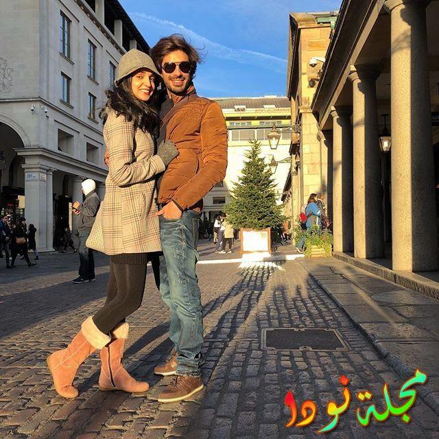 أحدث صور موهيت سيغال و سنايا ايراني