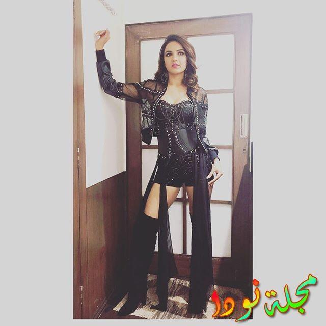 الجميلة ياسمين بهاسين
