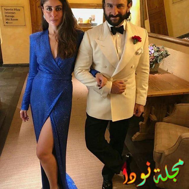 الزوج سيف علي خان