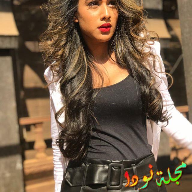 الممثلة الهندية نيا شارما