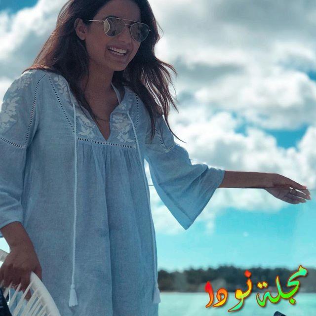 الممثلة الهندية ياسمين بهاسين