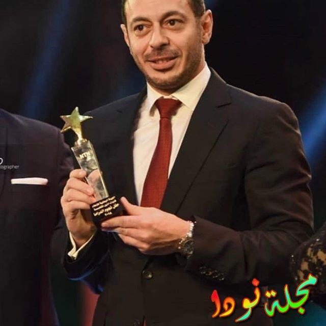 جائزة من قنوات النيل للدراما
