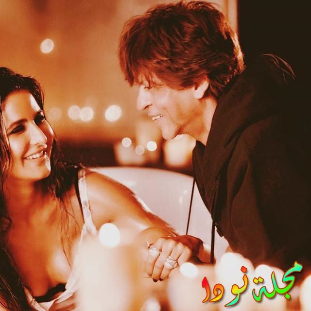شاه روخ خان وزوجته