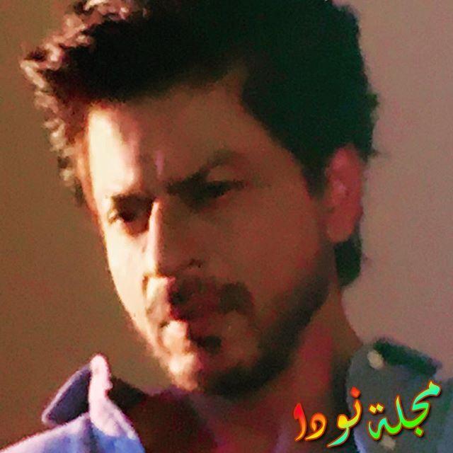 صورة شاه روخ خان حزينة