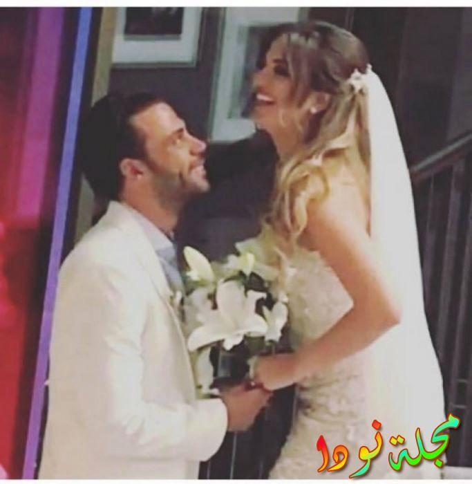 محمد أمام وزوجته