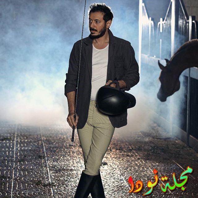 مصطفى شعبان بالدقن من أجل المسلسل الجديد