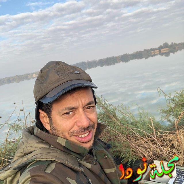 مصطفى شعبان بلبس الصيد