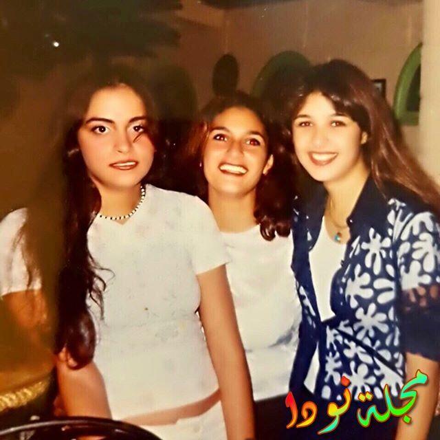 ياسمين عبد العزيز في بدايتها الفنية
