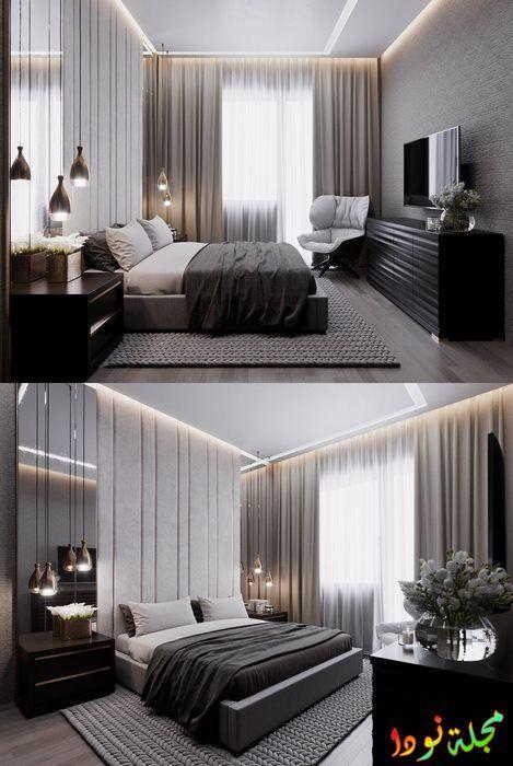 أسقف غرف نوم