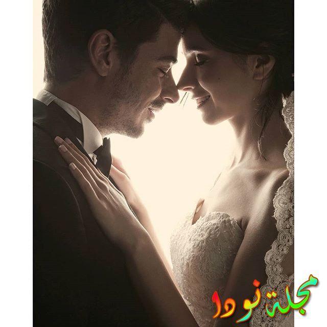 ألبير سالديران وزوجته