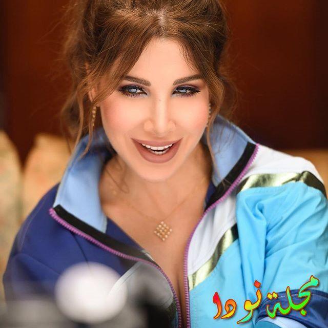 المغنية نانسي عجرم