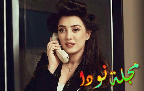 الممثلة الجميلة كندة علوش