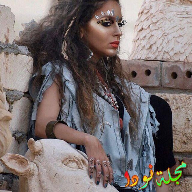 الممثلة المصرية جميلة عوض