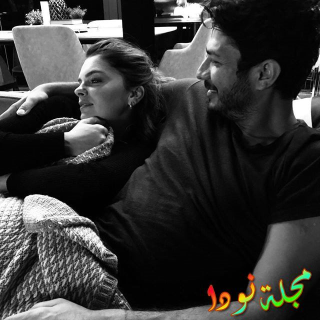 بلين كاراهان وزوجها
