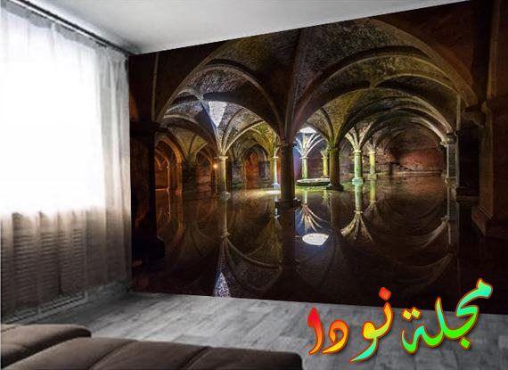 ملصق جدار ديكور