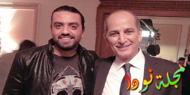 إسلام جمال شقيق هشام سليم بالمسلسل