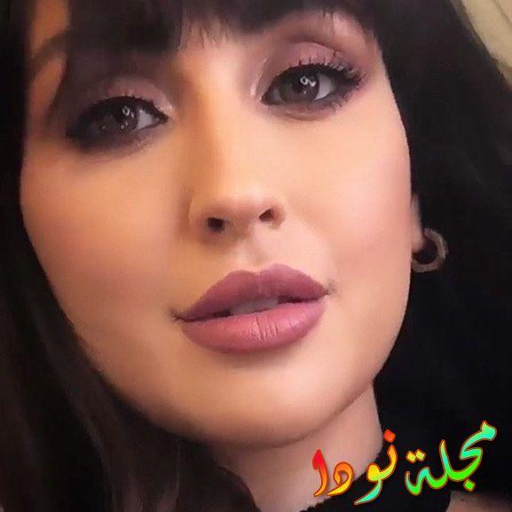 المذيعة اللبنانية جيسي عبدو