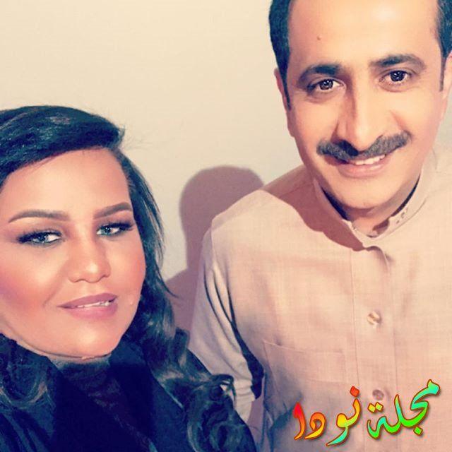 الممثلة السعودية أغادير السعيد إنستقرام