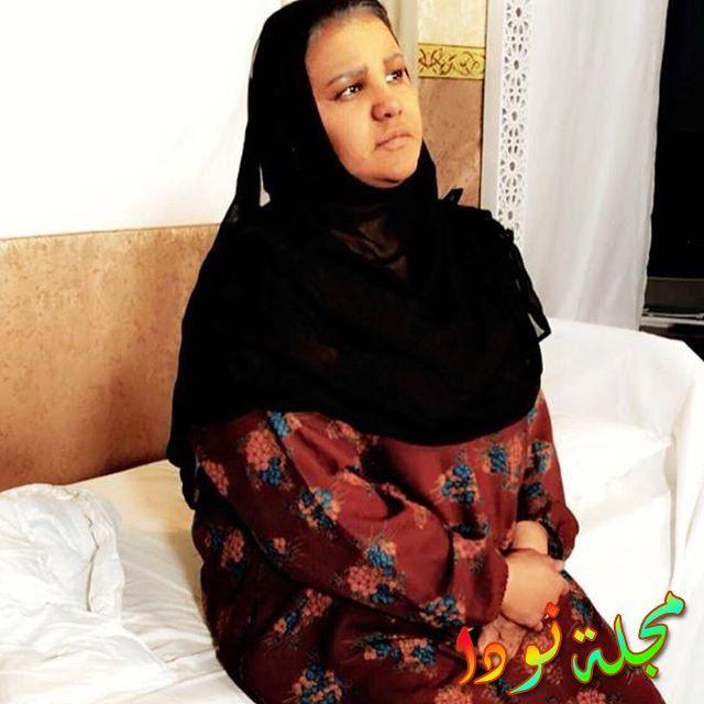 الممثلة السعودية أغادير السعيد