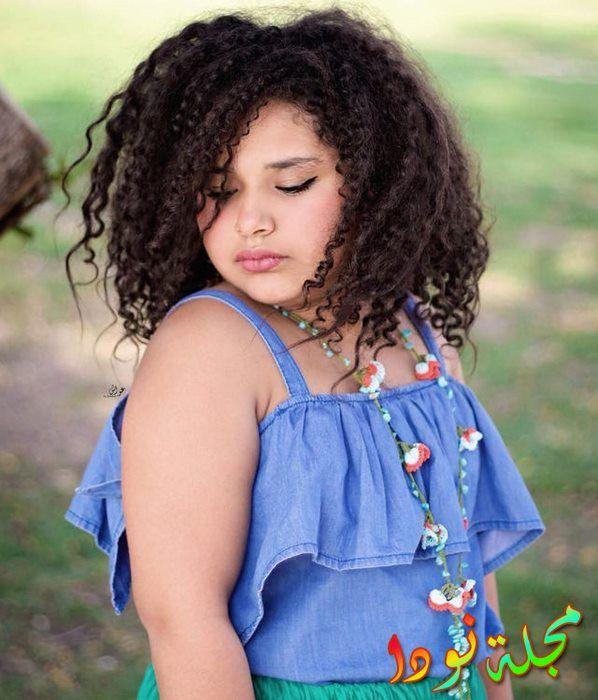 الممثلة الطفلة ليلى الرندي