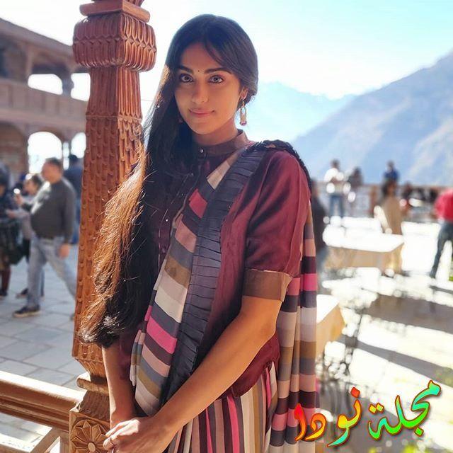 الممثلة الهندية الرقيقة آدا شارما