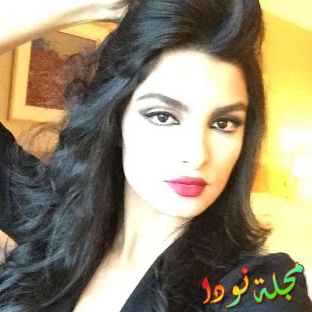الممثلة ايمان الغربي سناب