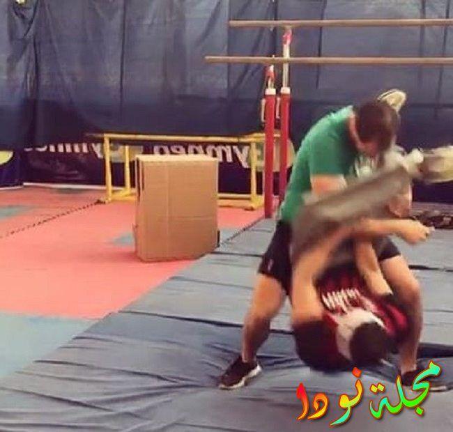 بداية تدريبات محمد إمام في هوجان