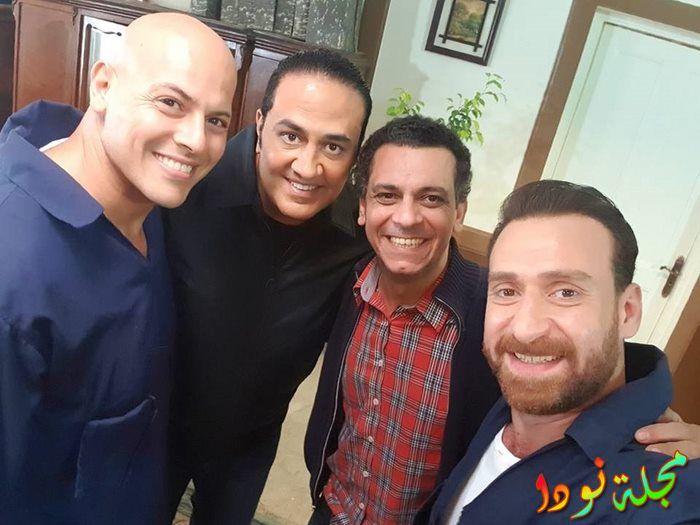 خالد سرحان ونضال الشافعي