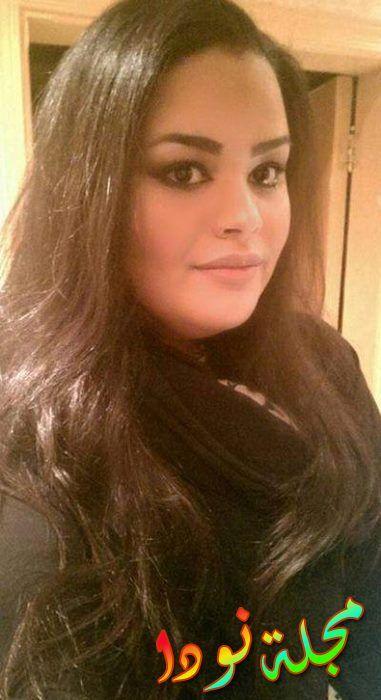 سارة الجابر بعد الرجيم