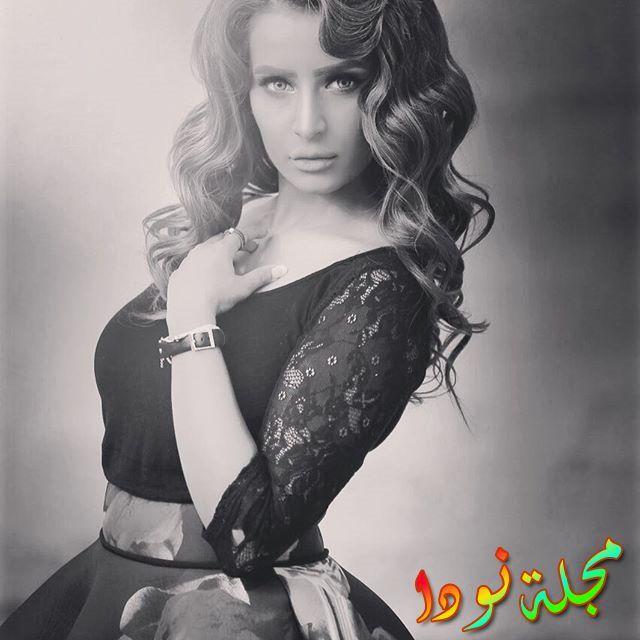 صورة ابيض واسود للفنانة العنود الحربي