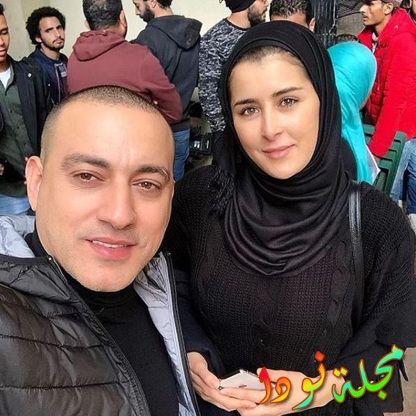 صورة دياب وعائشة بن أحمد