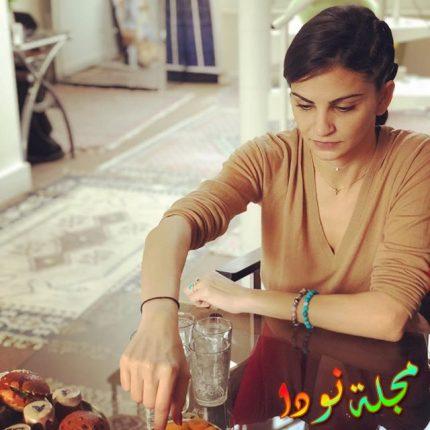 عهد كامل أول ممثلة سعودية في هوليوود