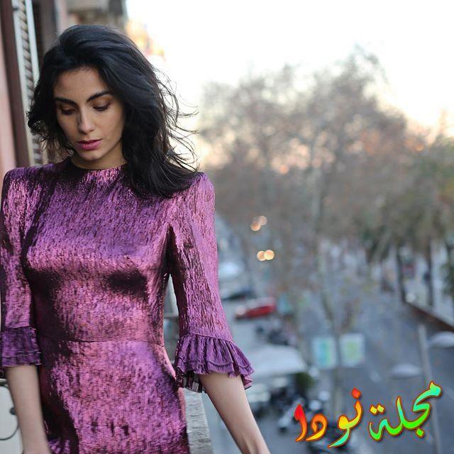 ممثلة إنجليزية من أصل سعودي