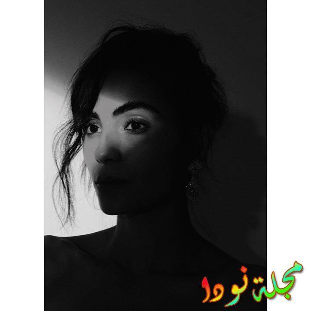 ممثلة بريطانية من أصول عربية