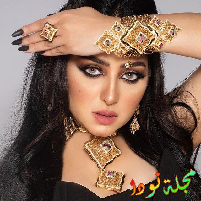 أحدث صور الممثلة مهرة