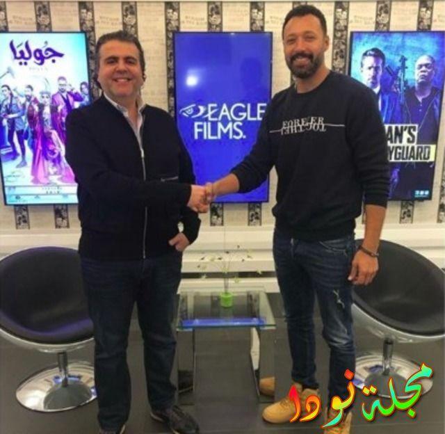 الإتفاق مع الفنان أحمد فهمي على بطولة المسلسل